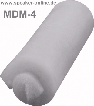 MDM-4, High-End-LS-Dämmung