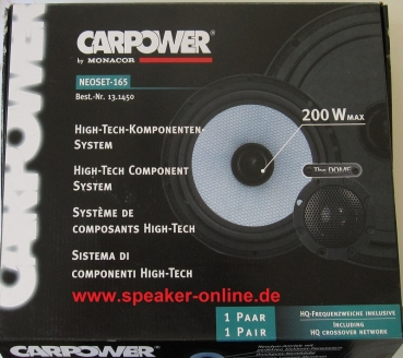 Carpower Neokick-165