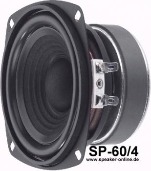 Monacor SP-60/4