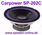 Monacor Carpower SP-202C