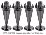 SPS-35/SC , 4er LS-Spike-Set